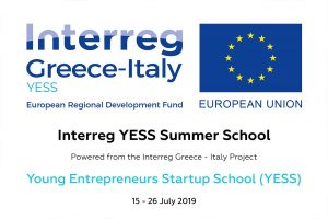 Applications for the YESS Summer School – Cover 2