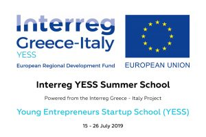 Applications for the YESS Summer School – Cover