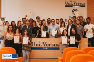 The YESS Summer School Bari, Italy (July 2019, 15th – 26th) – Cover